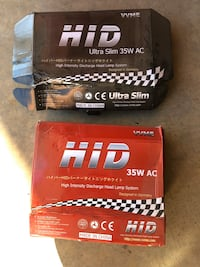HID 5000k 9006 Honda Civic parts