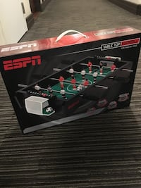 Foosball table top Toronto, M2N 7K6