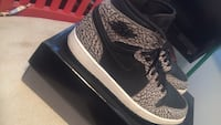 "Jordan 1s 10.5 ""limited edition"" Washington, 20011"