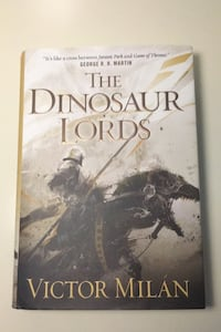 The Dinosaur Lords Book 1 by Victor Milan - Excellent Condition
