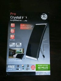 Pro Crystal HD Amplified Antenna