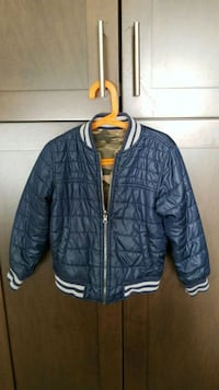 Double-sided Boy Bomber Jacket  Coquitlam, V3K 3T5