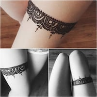 Get henna /temporary tattoo done Sandefjord, 3208