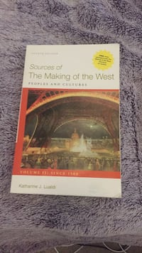 Sources of The Making of the West Alexandria, 22312