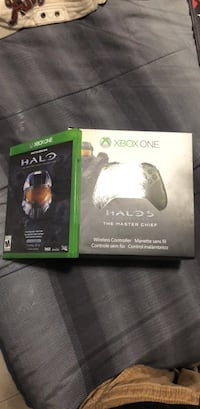 two Xbox One game cases Columbia, 21045