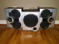 RCA Wired Speakers and Subwoofer Aiken, 29803