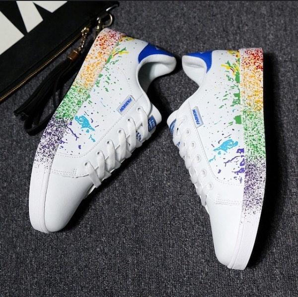 Cool sneakers for fashion