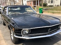 Ford - Mustang - 1970 Middletown