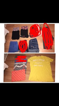 Name brand clothes ! Message for price and size  Mansfield, 30055