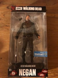 WALKING DEAD NEGAN FIGURE BLOODY WALMART Essex, 21221