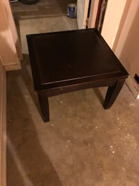 Wood Ottoman Great Condition Arlington, 22203