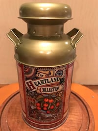 Adorable Heartland Collectible Tin  Gainesville, 20155