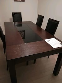 dining table with 6 chairs Mississauga, L4Z 1J2