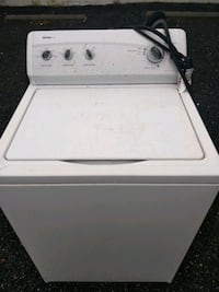 Whirlpool heavy duty washer works great Free delivery 6 month warranty Washington, 20003