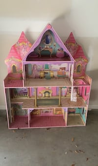 Used Doll House For Sale In Lawrenceville Letgo