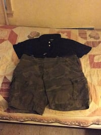 black and gray mini skirt Capitol Heights, 20743