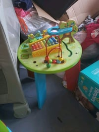 Toy table