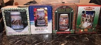 New Vintage Budweiser Holiday Collector Steins (4 from 1993-1998) Emmaus, 18049