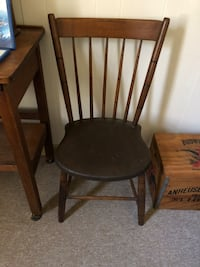 Wooden chair from 1700s Fairfax, 22030