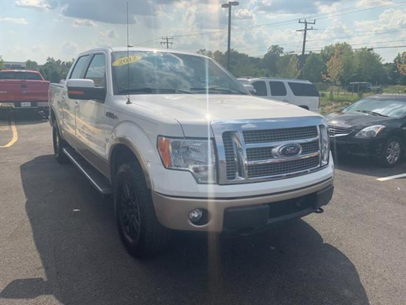 2012 Ford F-150 6