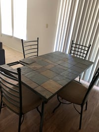 Dining table, sofa bed, coffee table  Tallahassee, 32308