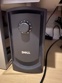 Dell PC Speaker and Subwoofer Set