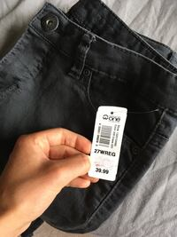 Women size 27 brand new with tag!!