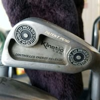 gray and black Titleist golf club Westerville, 43081