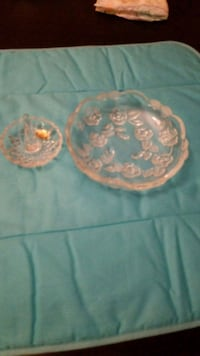 Ring holder and glass dish  Burnaby, V5C 2H6