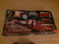 ristmas  train  real train sounds and light up hea