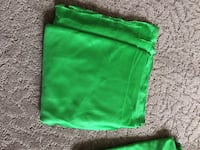 Green fabric 2yds 100% Nylon Athletic Mesh Knit 60W 68 km