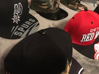 Snapback Hats Updated (Brand New)