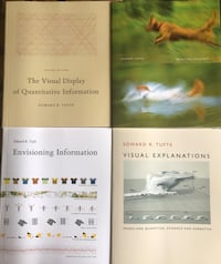 Edward R. Tufte books Rockville, 20852