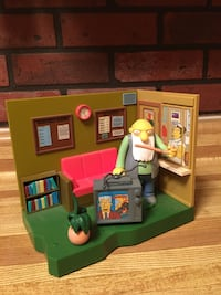 Toy Collectable Simpson's interactive Room retirement Castle Toronto, M1V 1Z6