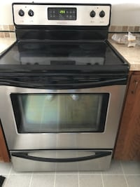 black and gray induction range oven Gig Harbor, 98335