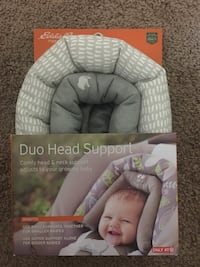 baby's gray and white bouncer Nashville, 37013