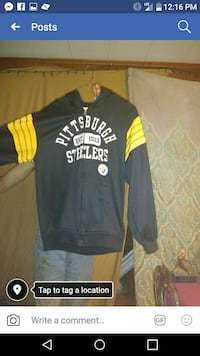 Pittsburg steeler youth jacket  Hagerstown, 21740