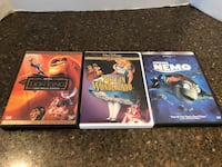 Lot of 3 Disney DVDs $10 for all Manassas, 20112