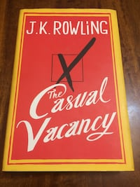 J.K Rowling's The Casual Vacancy North Vancouver, V7P 1S3