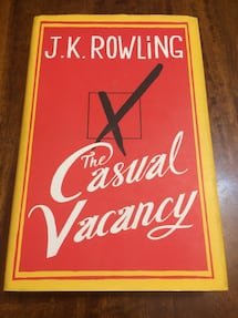 J.K Rowling's The Casual Vacancy