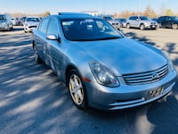 2005 Infiniti G35 Base Capitol Heights