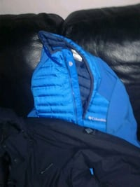 Brand new blue and black Columbia jacket Surrey, V3T 1X1