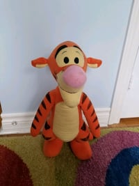 Tigger and Winnie The Pooh Authentic Stuffed Animals  Toronto
