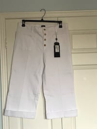 Guess Marciano White Cropped Pants (new with tags) Toronto, M5R 1K9