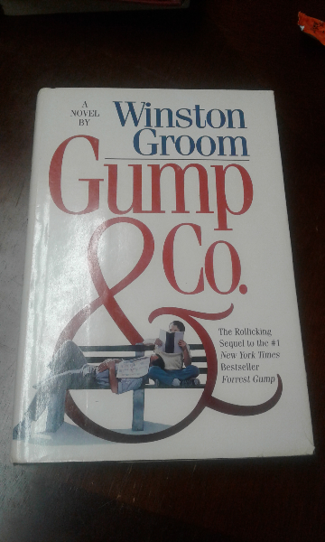Winston Groom Gump & Co. book KIRKSVILLE