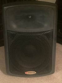 "HARBINGER APS15"" TWO-WAY SPEAKER WITH MIC KNOXVILLE"