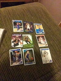 Basket ball cards Sioux Falls, 57103