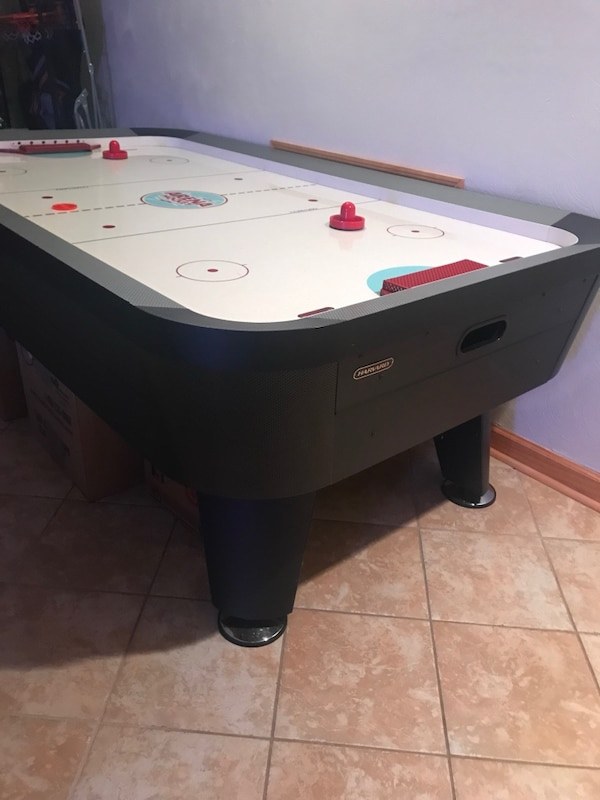 Sold Harvard Arena Air Hockey Table Model G03606 In Chesapeake