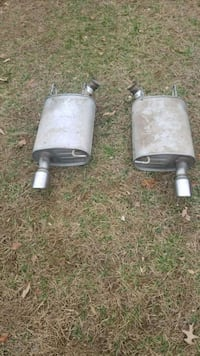2011 by mustang stock mufflers Gainesville, 20155