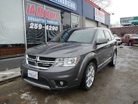 2012 DODGE JOURNEY AWD *FR $499 DOWN GUARANTEED FINANCE Des Moines